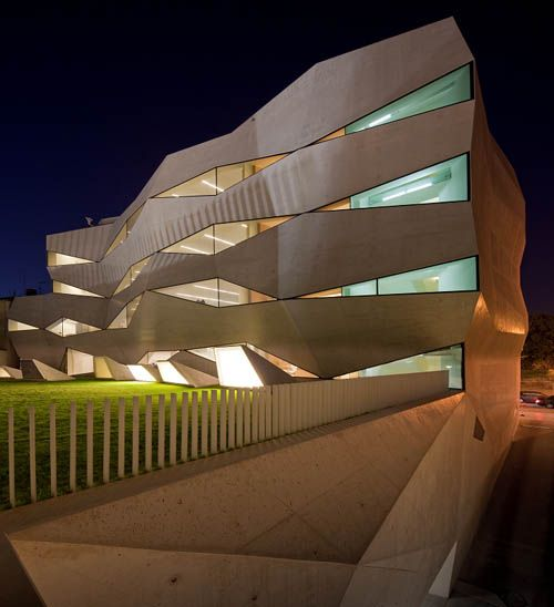 Innovative and Appealing  Design of Vodafone Office Building in Porto