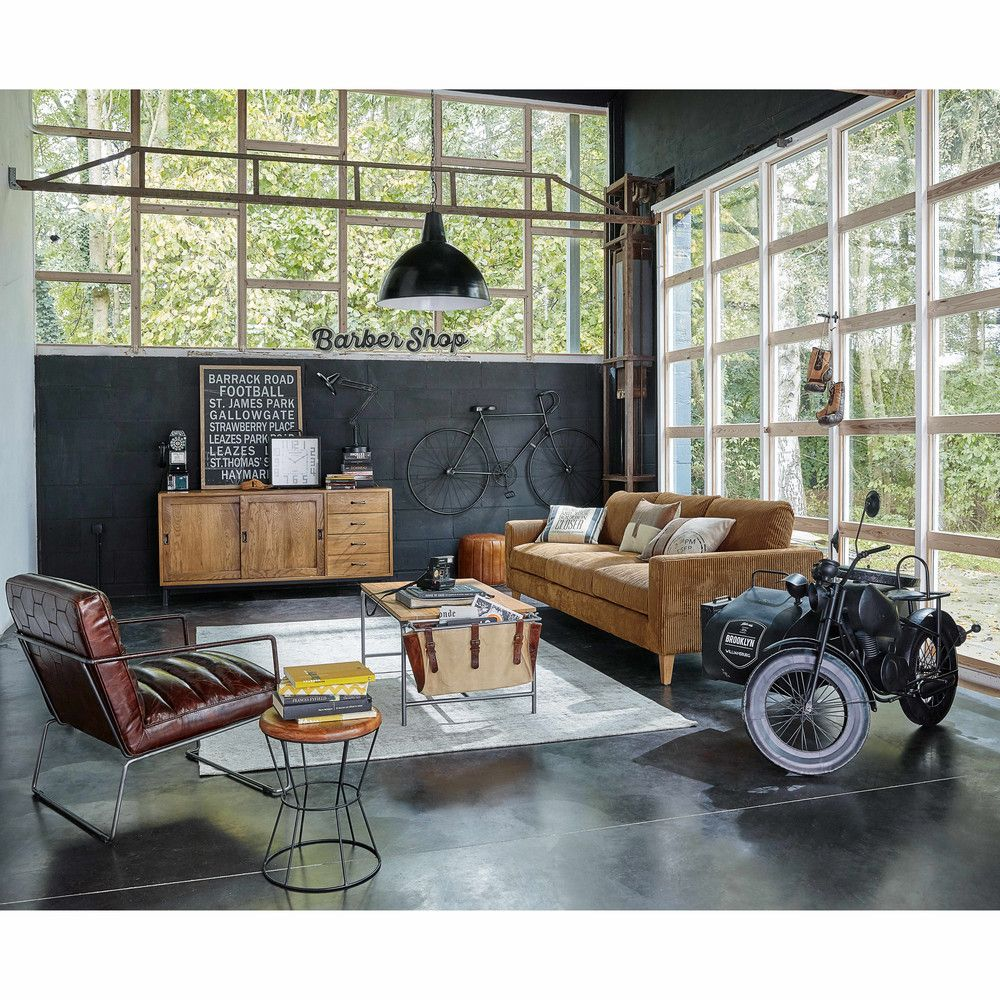 d co murale v lo en m tal noir en 2019. Black Bedroom Furniture Sets. Home Design Ideas
