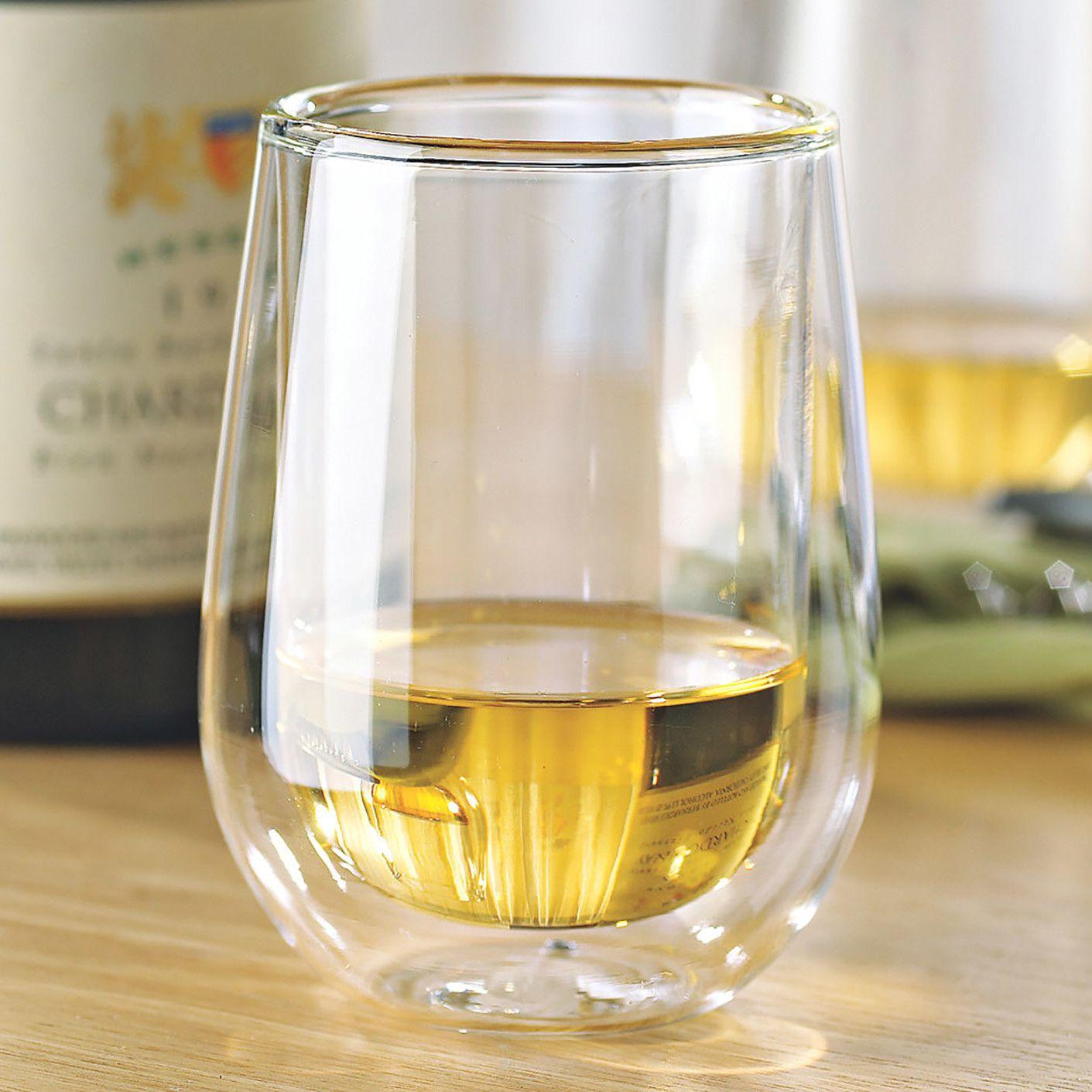 Steady-Temp White Wine Tumbler