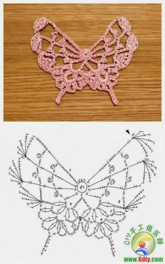 Pin de Marite Horth Perez en florlanaaa | Pinterest | Ganchillo ...