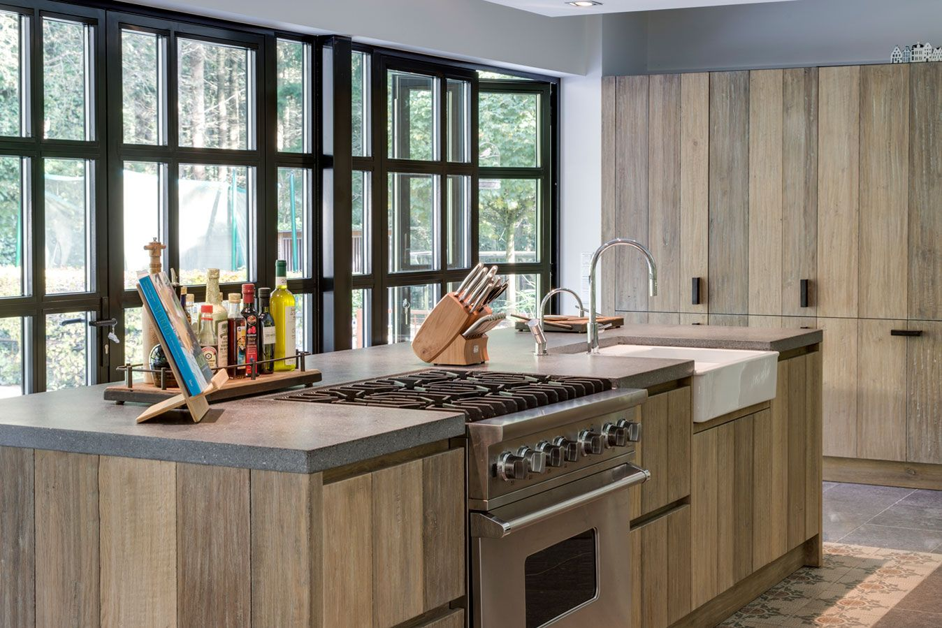 Stoere Keuken Wood : Stoere keuken met karakter rd rd