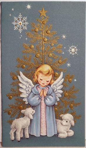 Image result for CHRISTMAS ANGEL VINTAGE