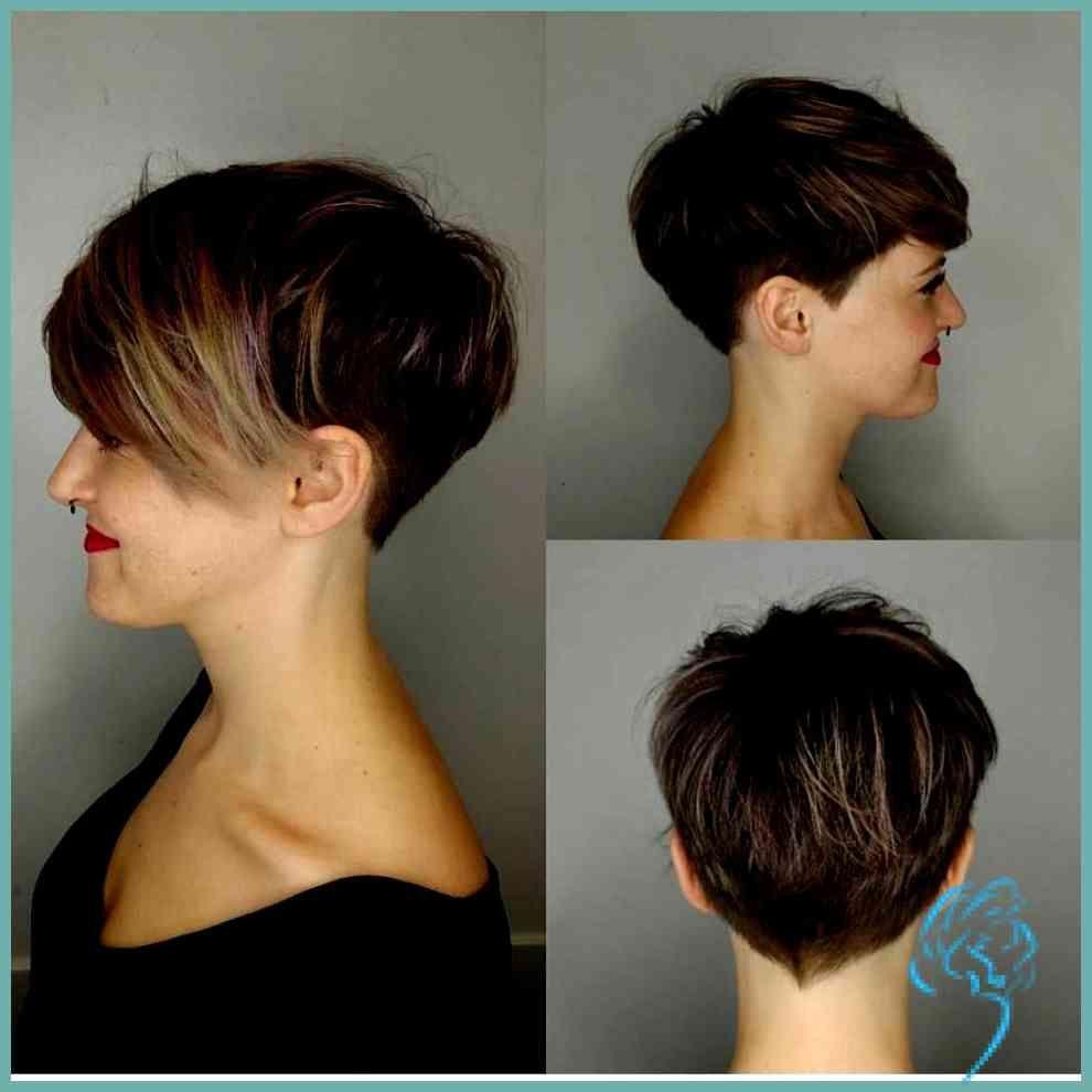 Neuesten Kurzhaarfrisuren Frauen Undercut Frisurentrends 2019 Damen Frisuren Kurzhaarfrisuren Undercut Frisuren Frauen Pixie Frisur