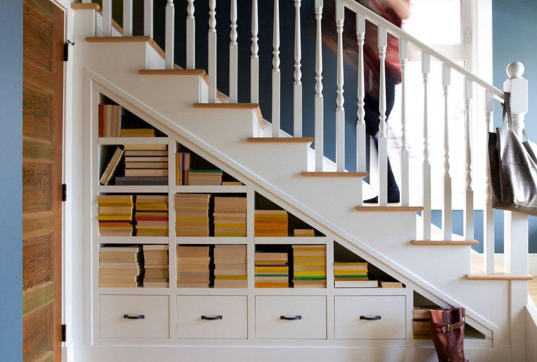 Amenagement Sous Escalier 33 Idees Photos Et Astuces Pratiques