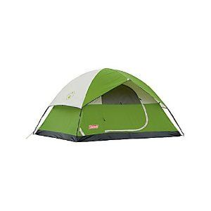 Coleman Sundome 6 Person Tent 2012 | Best tents for camping