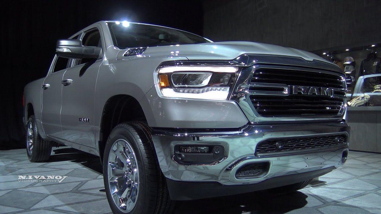 2019 Ram 1500 Big Horn Exterior And Interior Walkaround 2018 Detroit Auto Show Around Streets In 37187 White Bluff Tn In 2020 Ram 1500 Dodge Dodge Ram