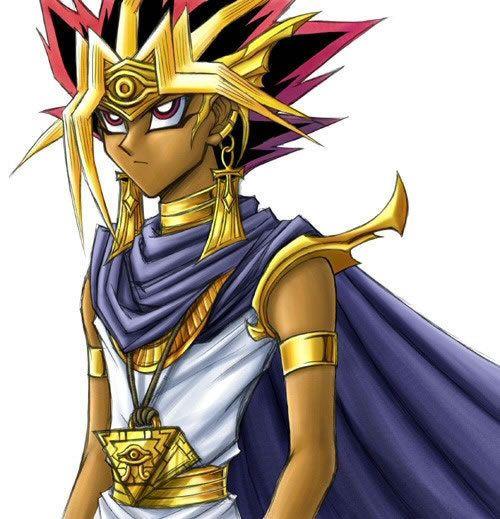 Pharaoh Yami Yugi - Bing Images