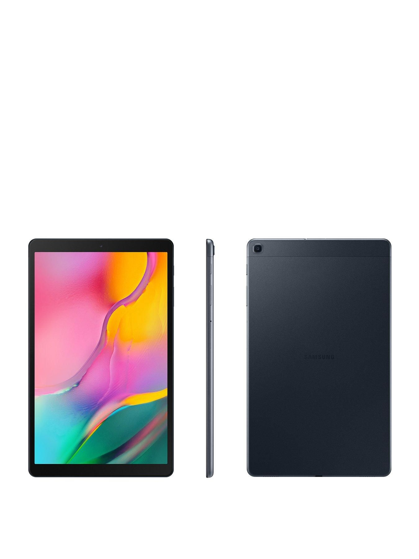 Samsung Galaxy Tab A 10 1 Inch Tablet 2019 32gb Black Black Samsung Galaxy Android 9