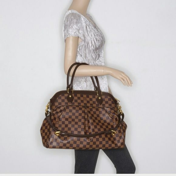 4448179d4a74 ISO Louis Vuitton Trevi GM Looking to trade Trevi PM for Trevi GM. I have