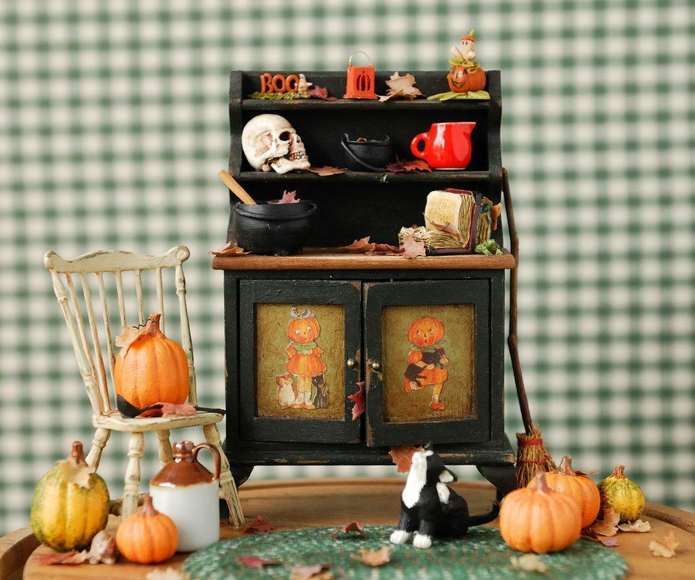 Witches Kitchen Decorating Ideas   latuluinfo/feed - Decorate For Halloween