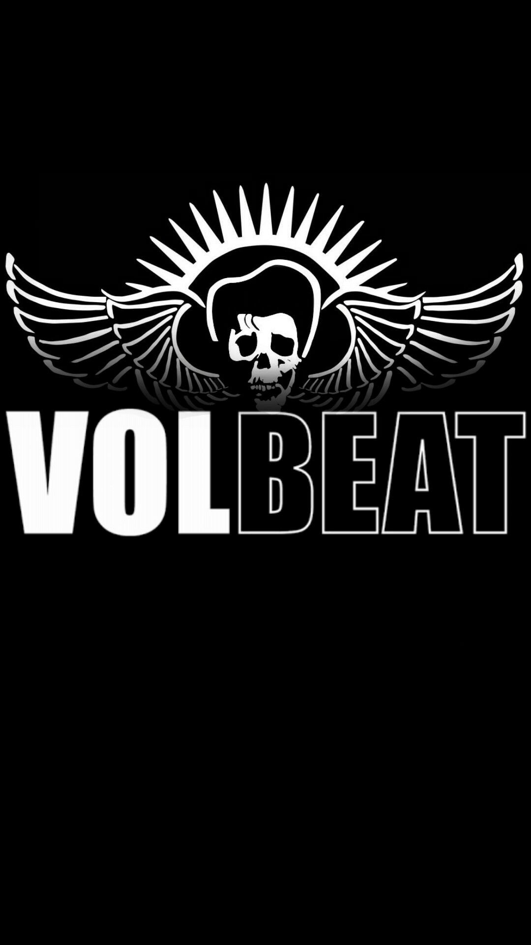 Volbeat Hd 720p Wallpaper Band Wallpapers Band Posters Wallpaper Pictures