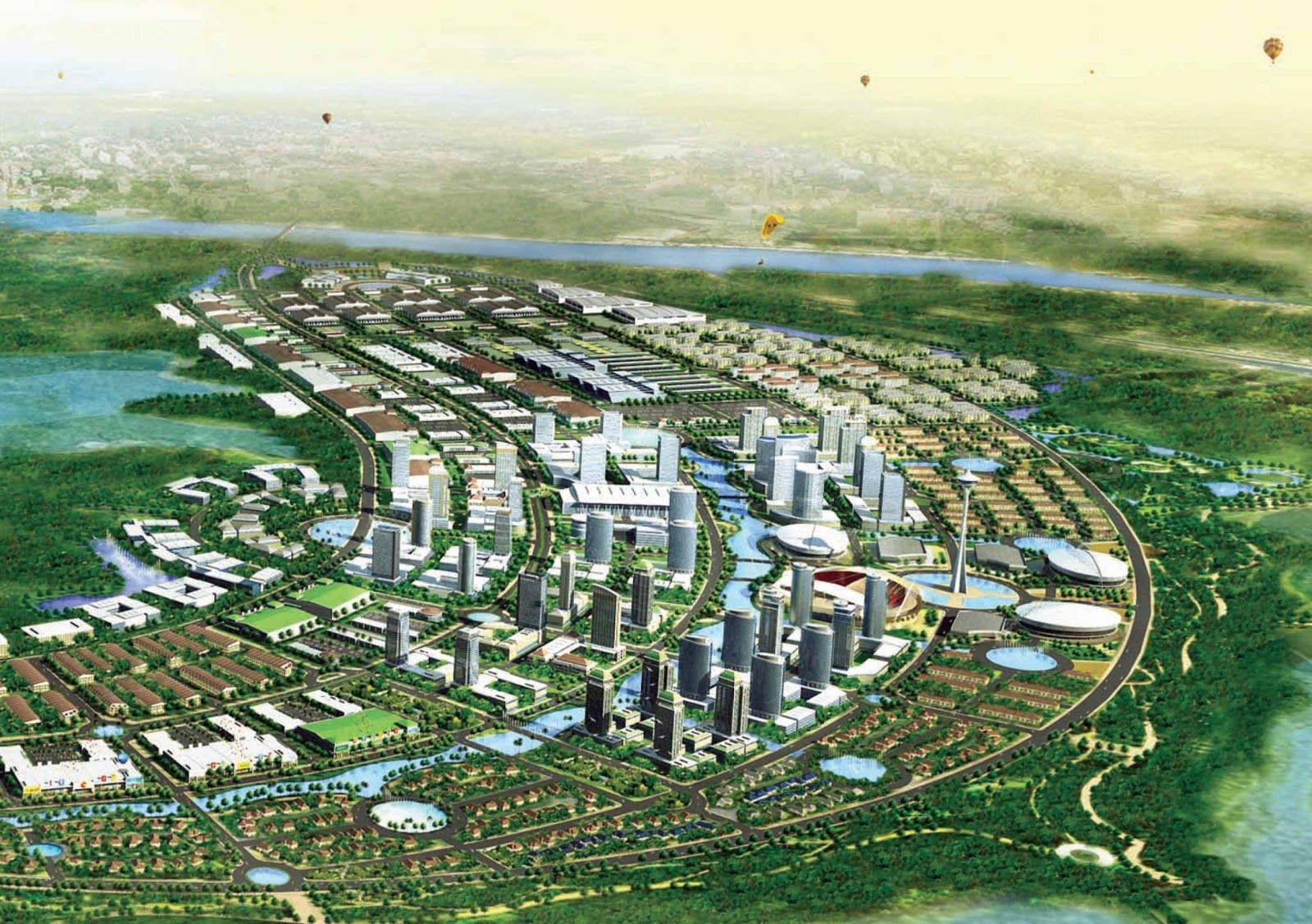 Garden City Proposal - Skyscrapercity Study