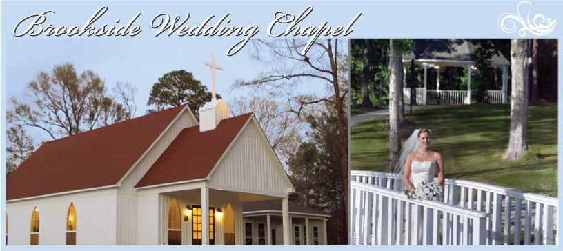 Brookside Chapel Mobile Alabama Weddings
