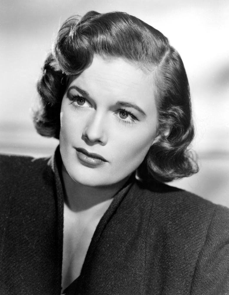 Jean Hagen - actress - (8/3/1923 - 8/29/1977)