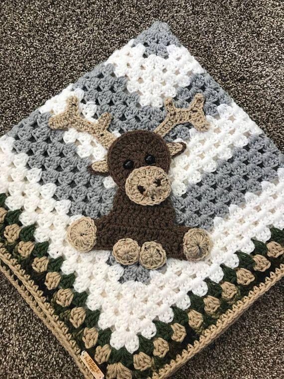 Crochet Pattern Instant Pdf Download Pattern Woodland Pattern