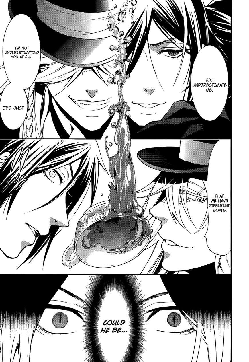 Kuroshitsuji 84 Page 18