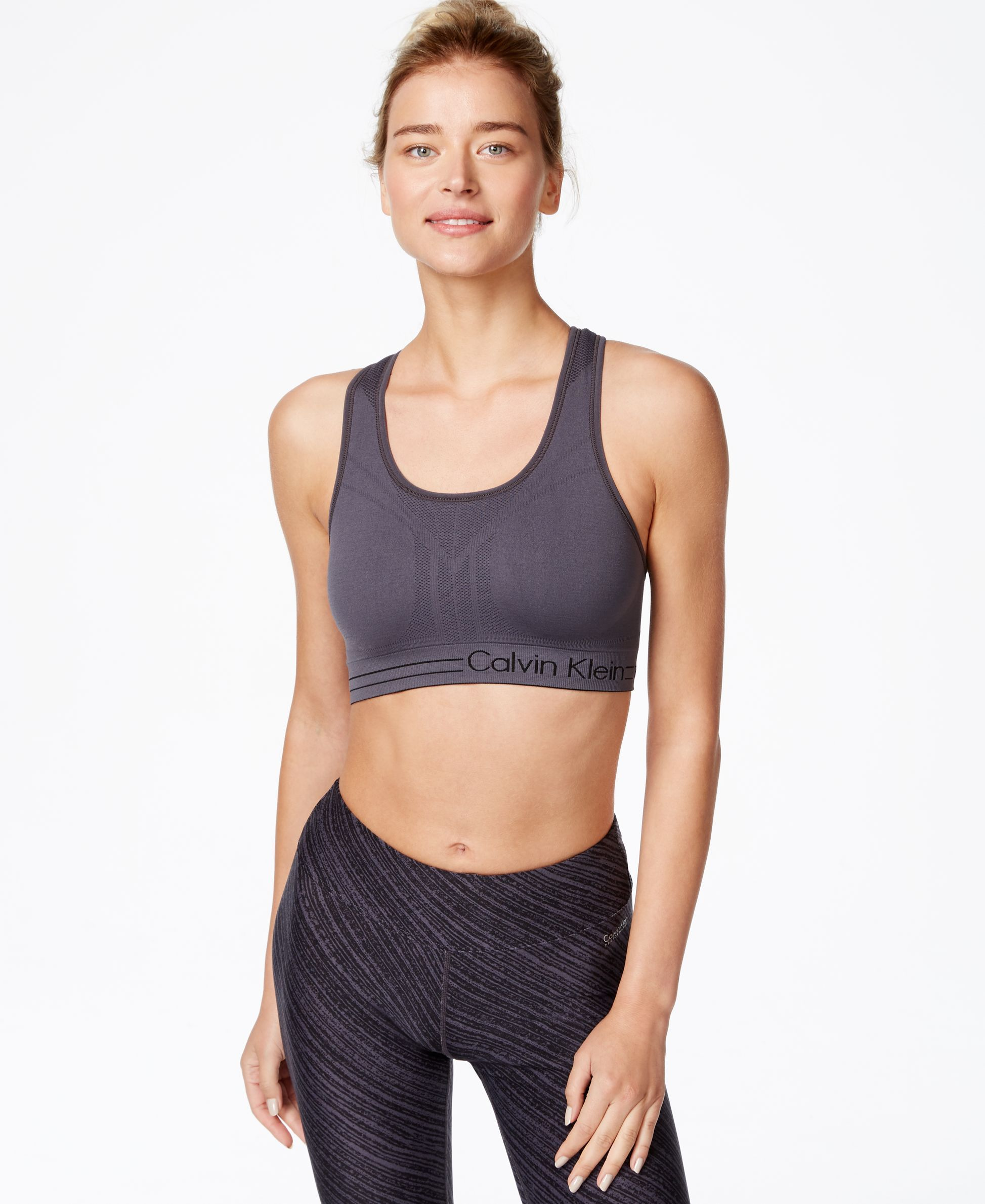 be5479e05f Ck Performance Reversible Sports Bra
