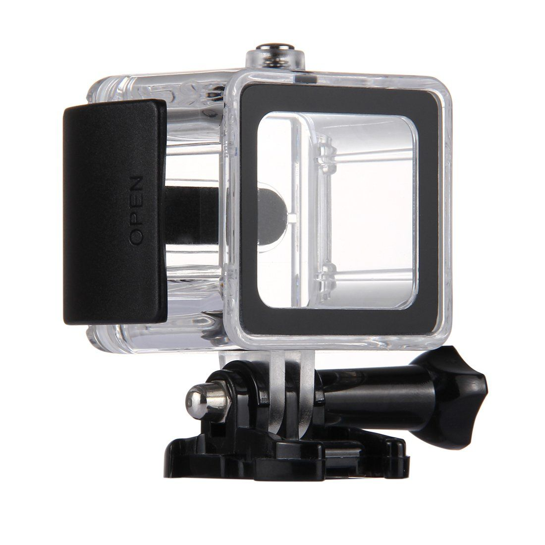 472a84537531cc PULUZ PU218 Shockproof Protective Diving Shell Waterproof Camera Housing  Diving Case Cover