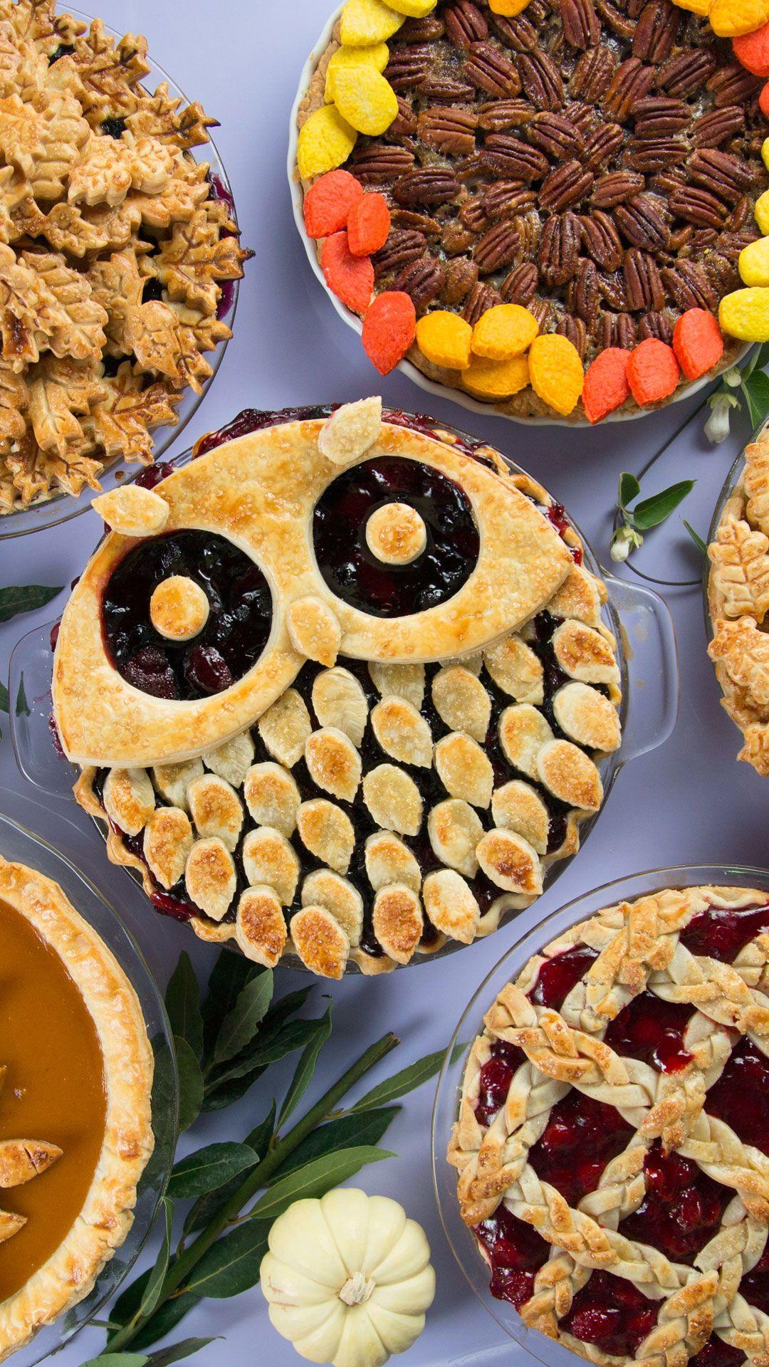 Decorative Pies 6 Ways