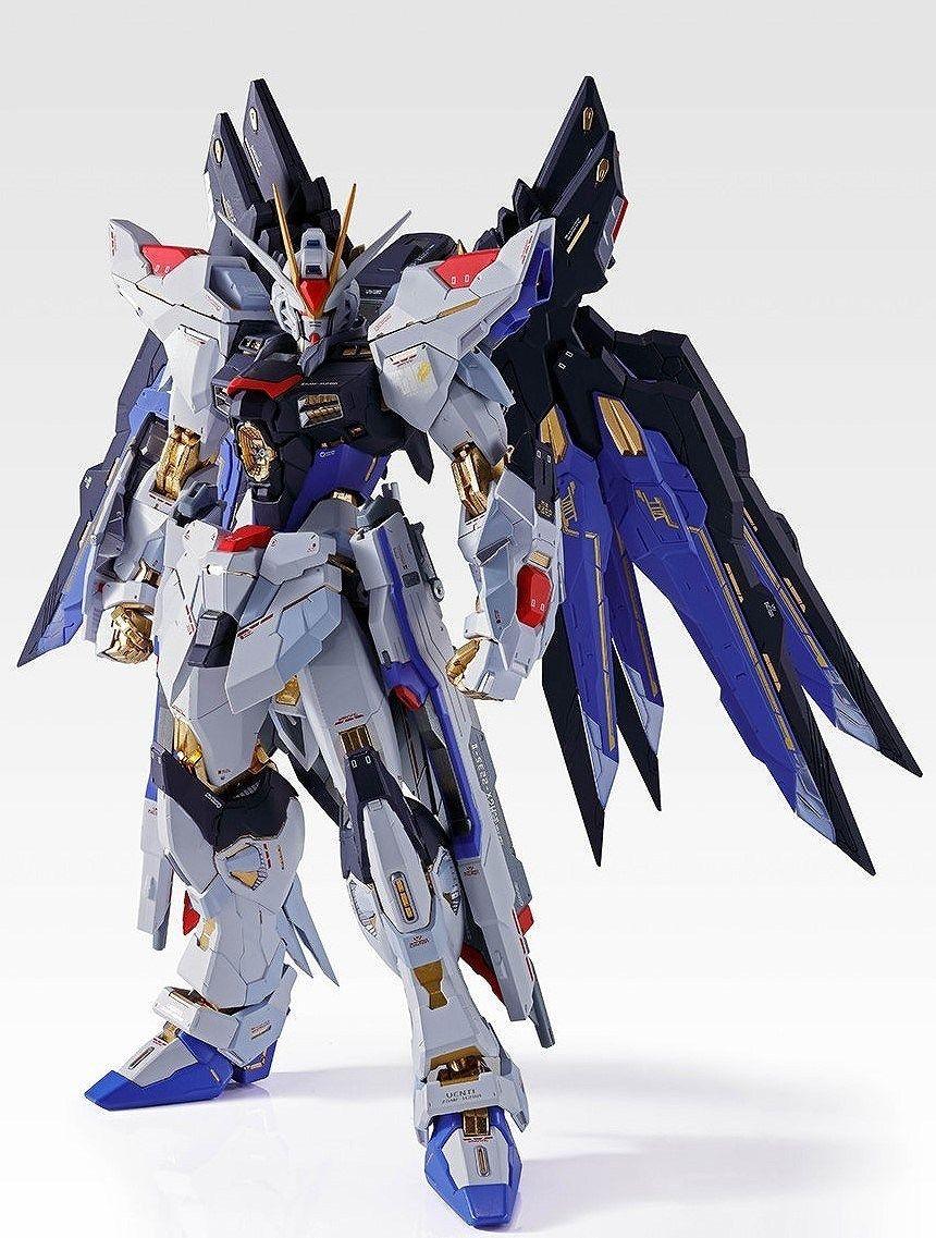List of Metal Build Gundam Models (Gundam Models