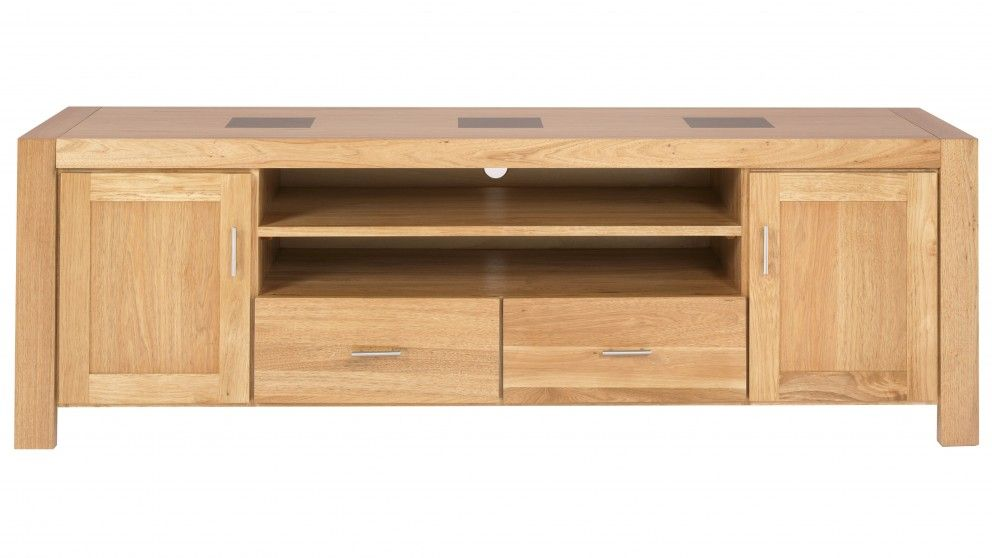 Saratoga 1950mm Entertainment Unit - TV Units | Harvey Norman ...