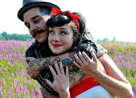 couple | #rockabilly