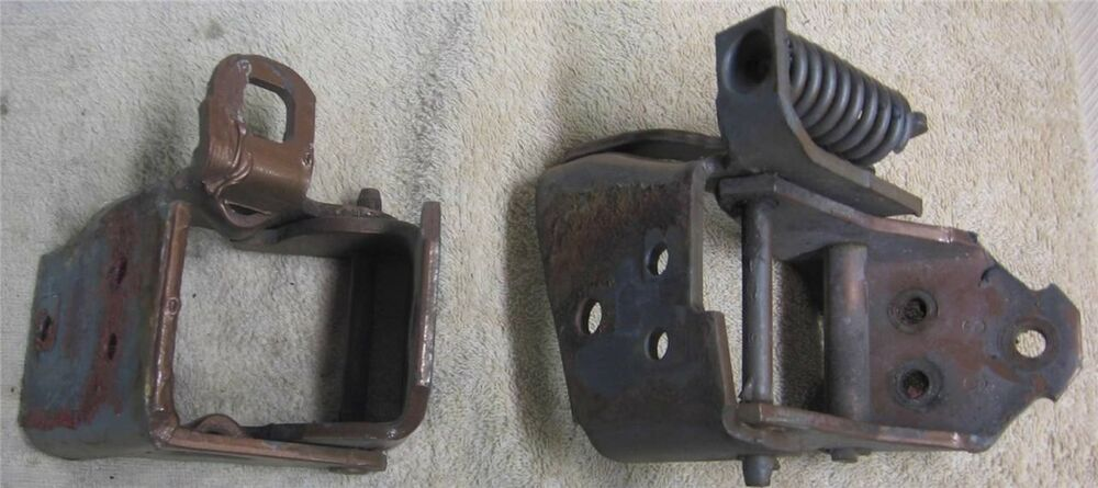 Details About 1977 1978 Pontiac Grand Safari Front Right Door Hinge Set R3765 3740r In 2020 Pontiac Tempest Chevy Nomad Gmc Safari