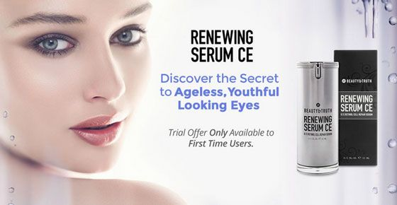 Renewing Serum CE Review – Facial lines, wrinkles, under eye circles