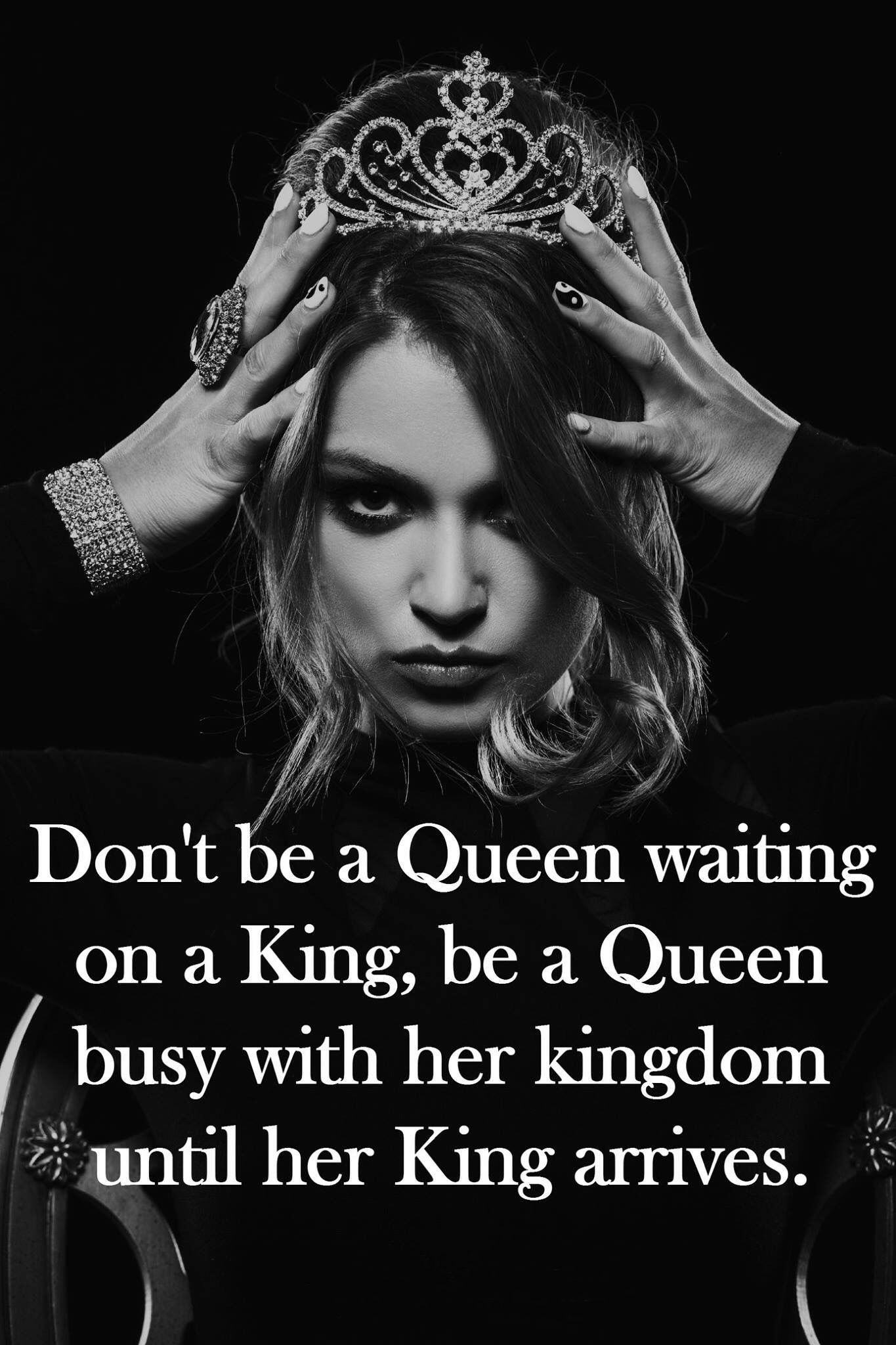 King And Queen Love Quotes Pincheri Bosworth On Princess Power  Pinterest  Girl Power
