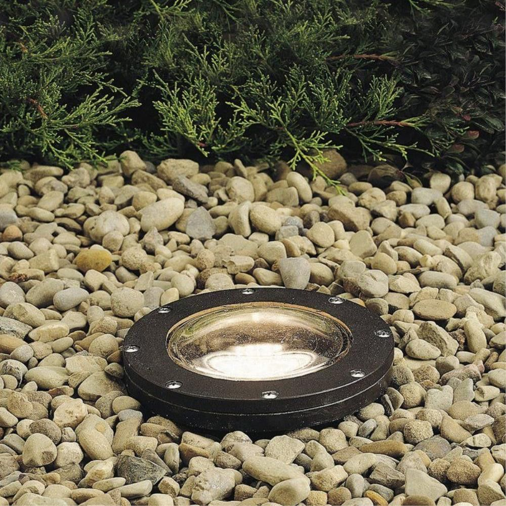 Kichler small in ground well light light design lights and glass kichler small in ground well light mozeypictures Gallery