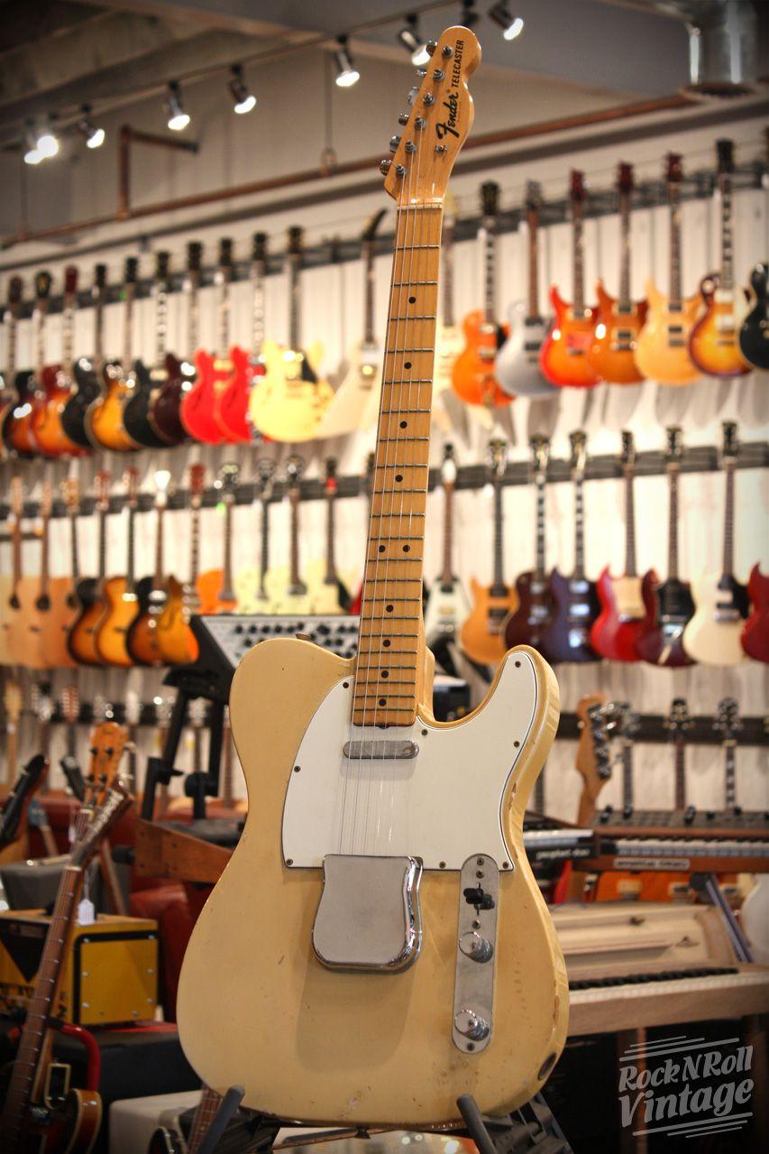 1967 Fender Maple-Cap Telecaster