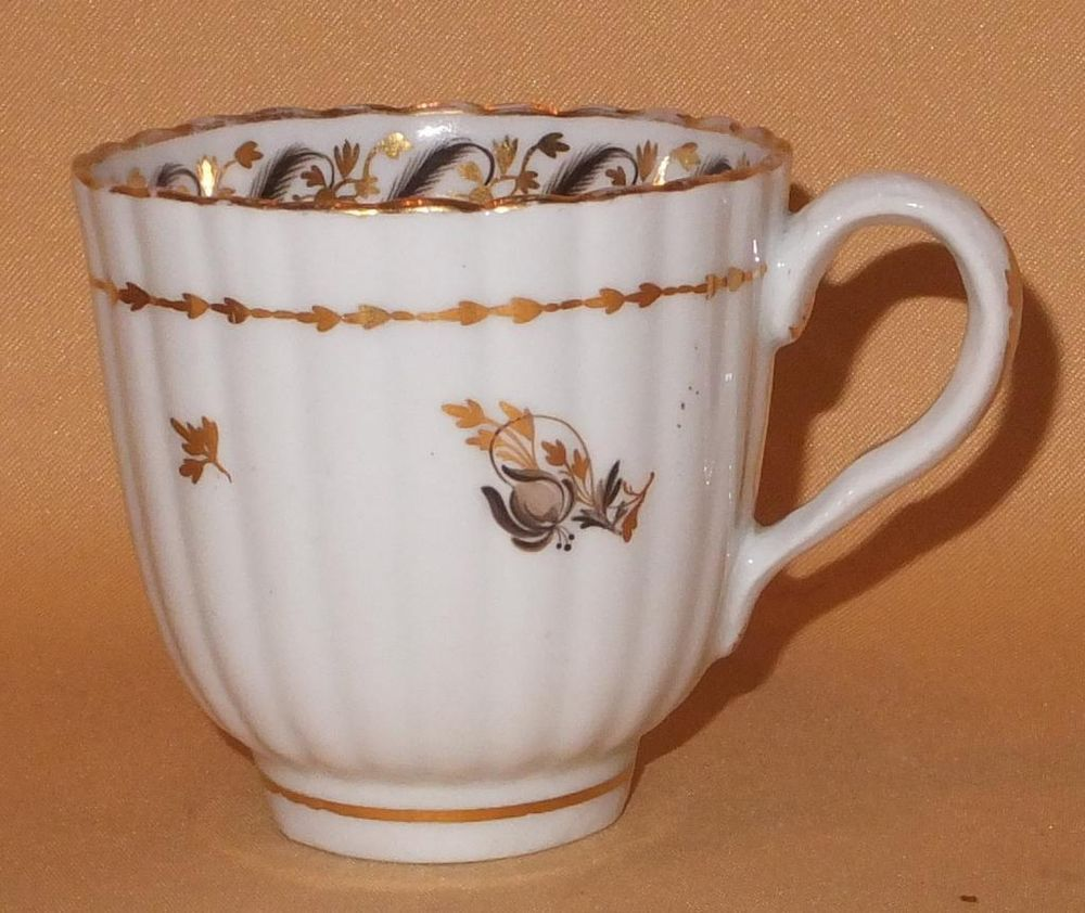 CHAMBERLAIN WORCESTER REEDED COFFEE CUP C17951800