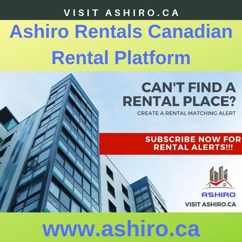 Rental Buildings Toronto & Rent My House