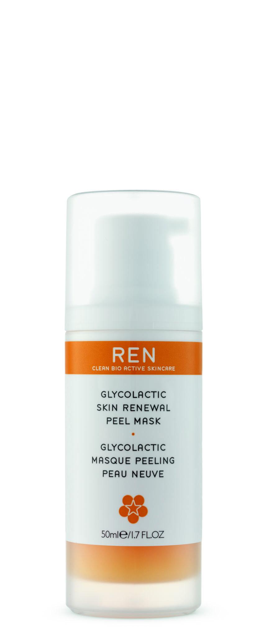 ren glycolactic skin renewal peel mask 50ml EShave Face Wash White Tea 113g/4oz