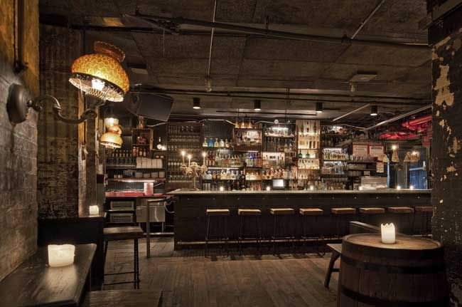 La Esquina New York Tequila Bar And Bar