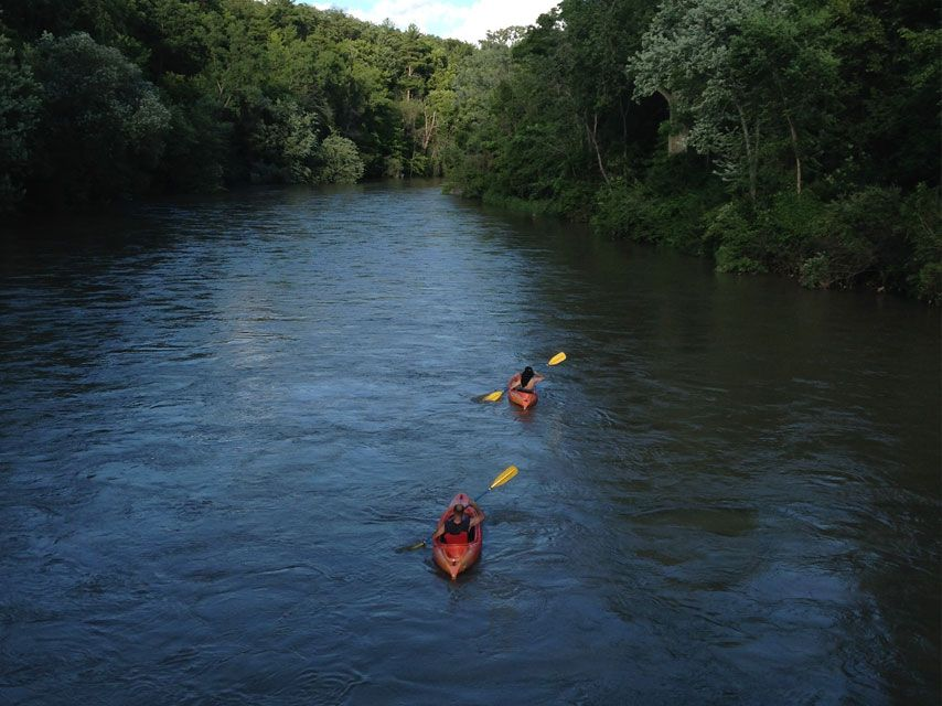 River advocates hope to increase recreation on Michigan's Flint River to change perception of the waterway and its role in the recent water crisis.
