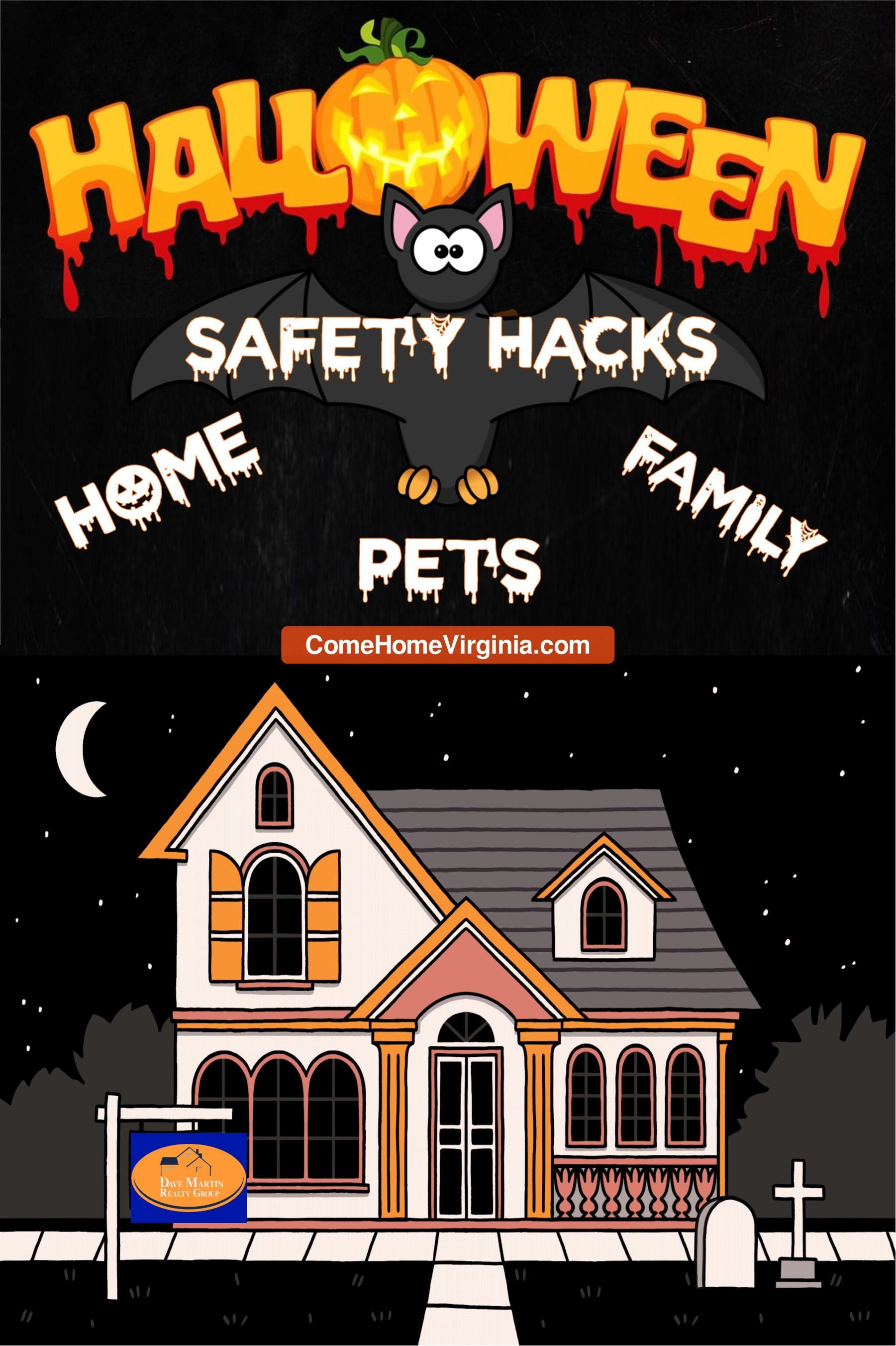 Keep your home, family, kids and pets safe and happy this
