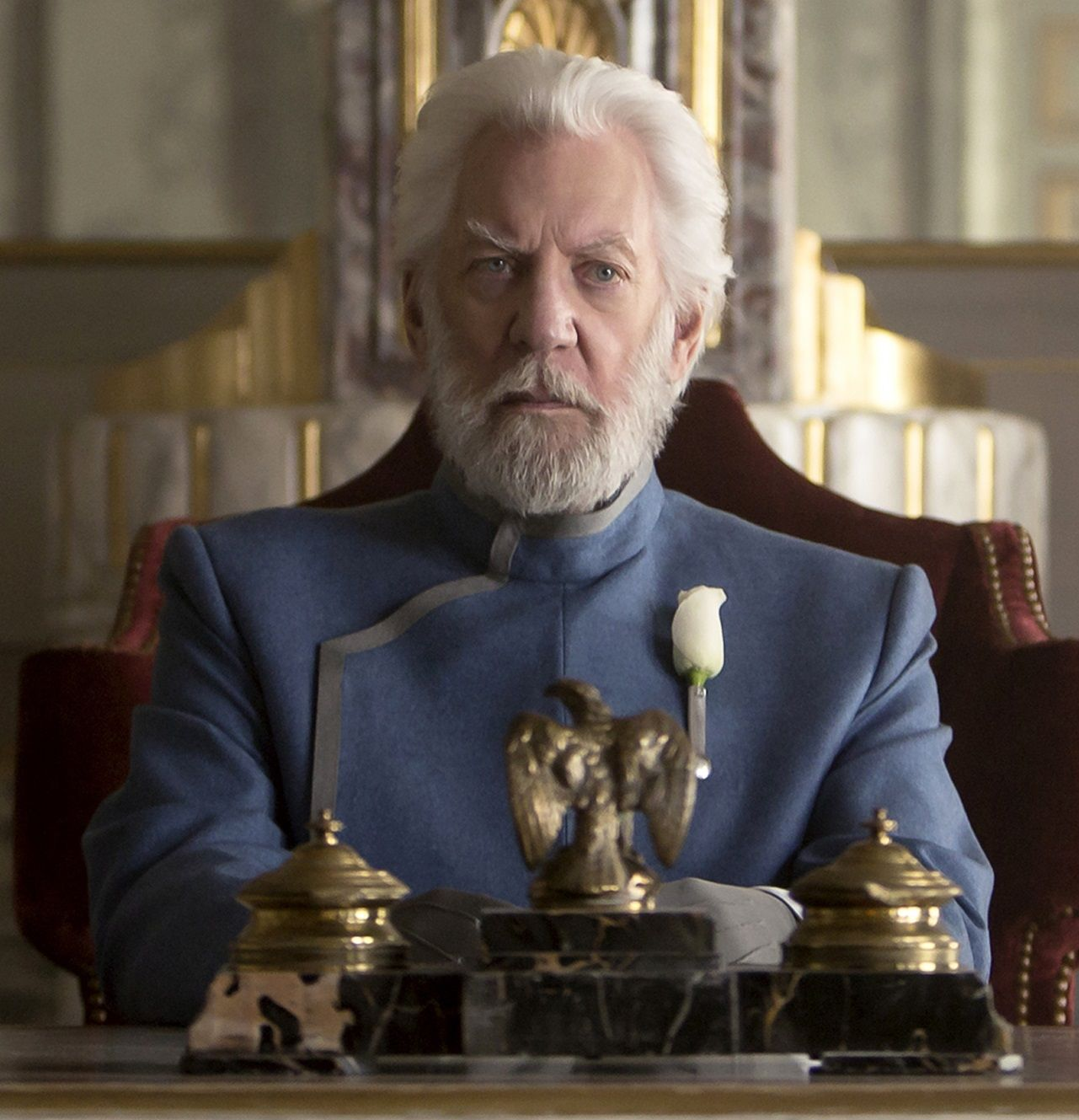 Coriolanus Snow, The Hunger Games | Hunger games ...