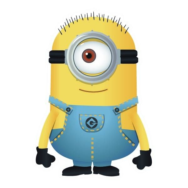 Stickers minions moi moche et m chant disney stickers moi moche et m chant et minions - Mechant minion ...