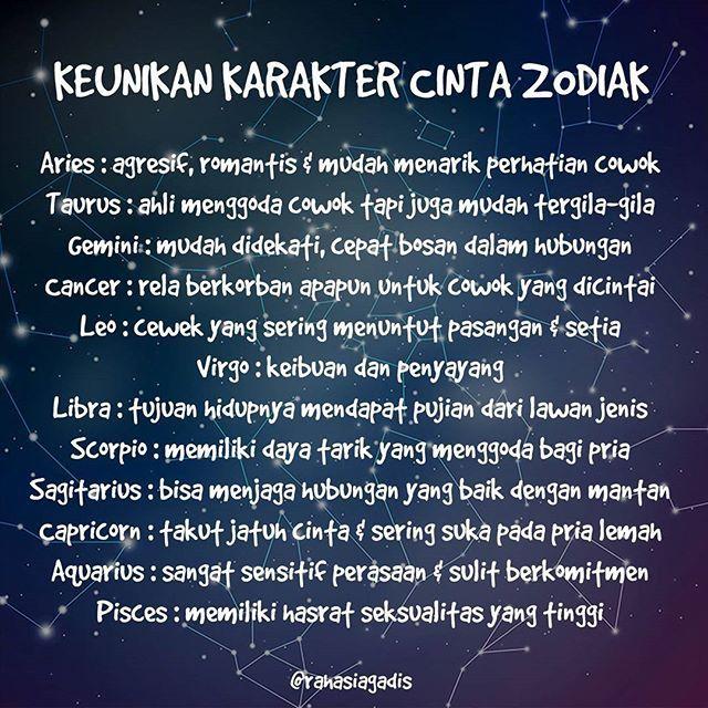 Pin Oleh Ifat Ame Di Zodiak Dengan Gambar Fakta Zodiak Gemini