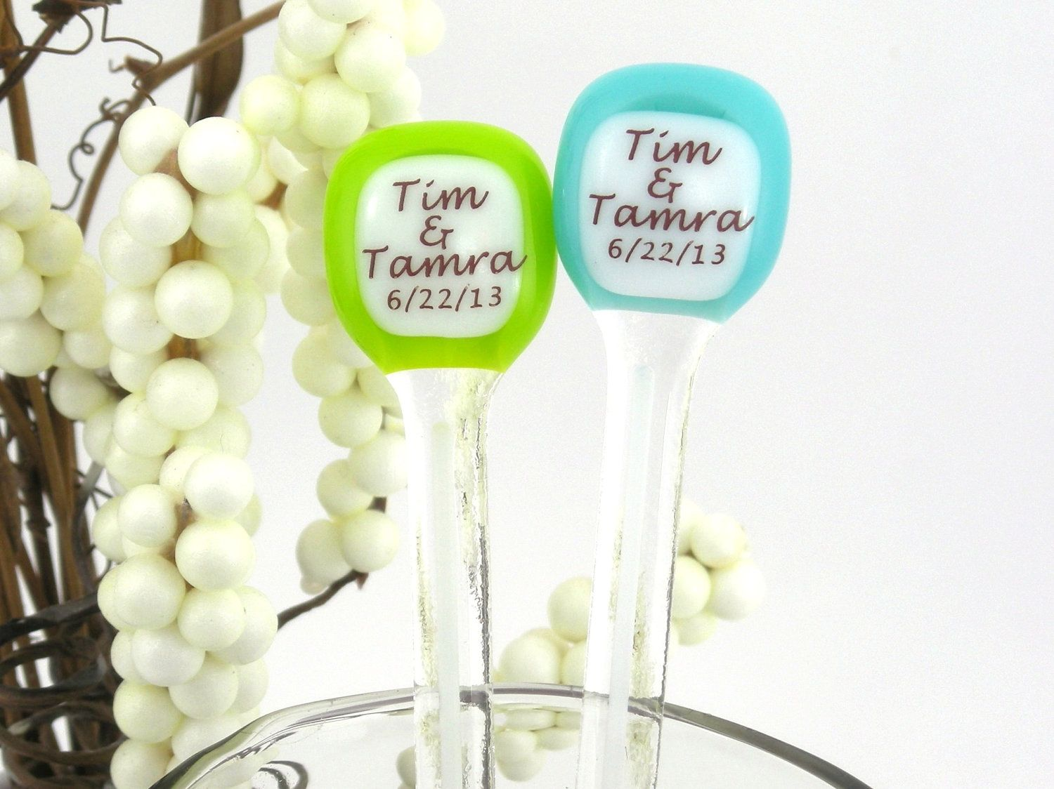 100 Personalized Wedding Favors