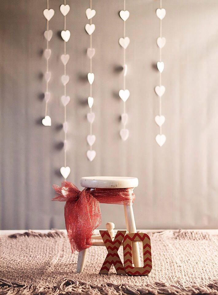 valentines backdrop for photo booth love this idea - Valentines Backdrops