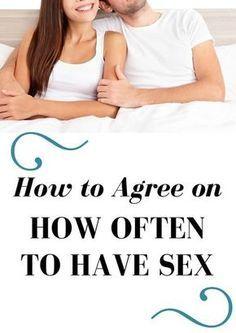 Sex in relationships how often