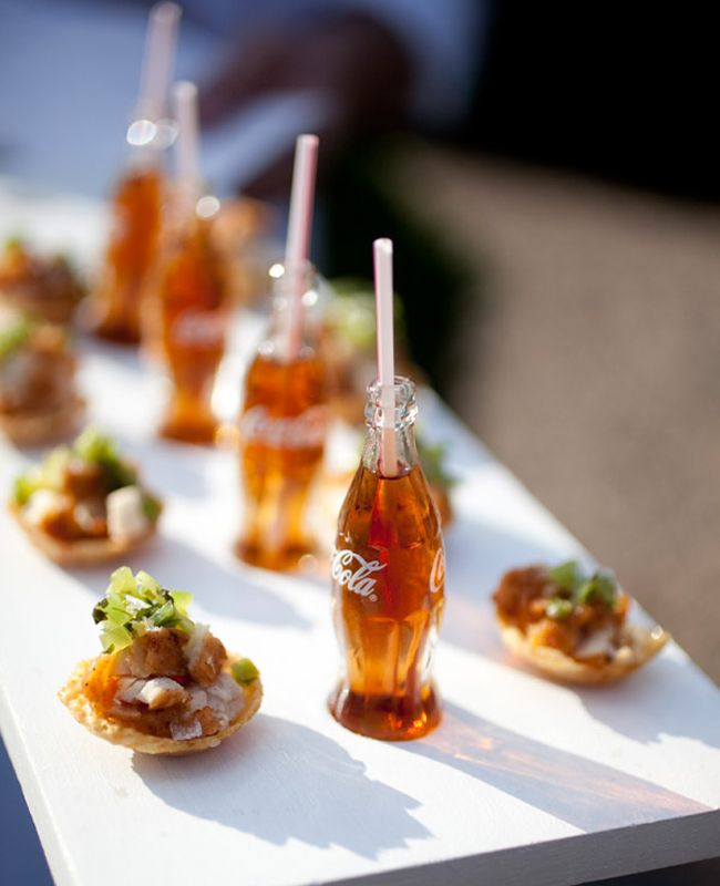 Appetizer Only Wedding Reception: Tasty Cocktail And Appetizer Pairings We Love