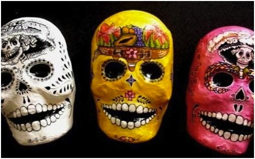 The Day of the Dead (El Día de los Muertos in Spanish) is a Mexican and Mexican-American celebration of dead ancestors which occurs on November 1 and November 2.