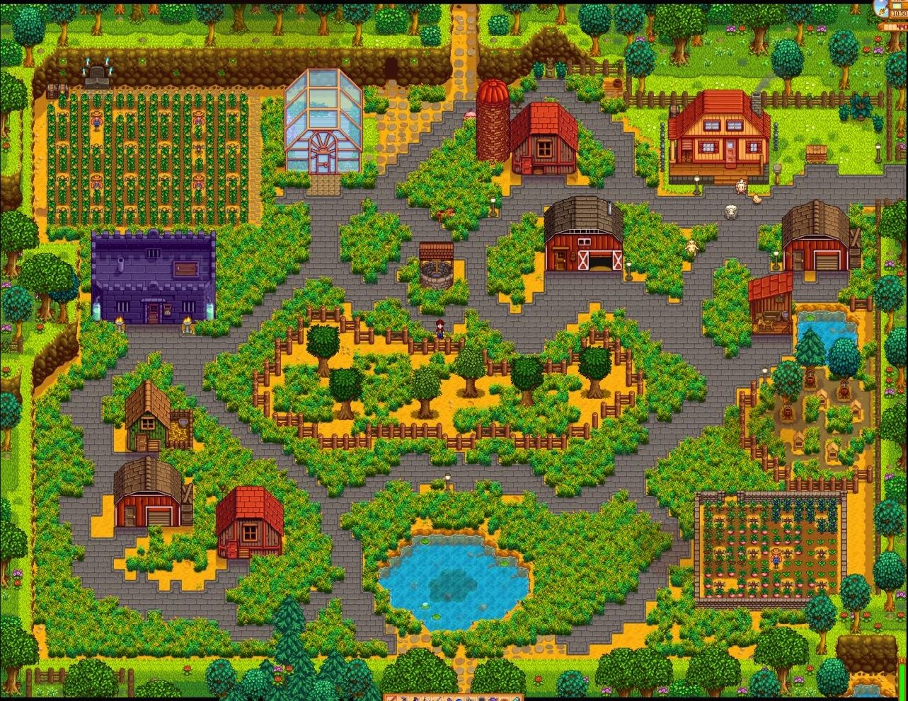 Stardew Valley Show Your Farm Google Search Games