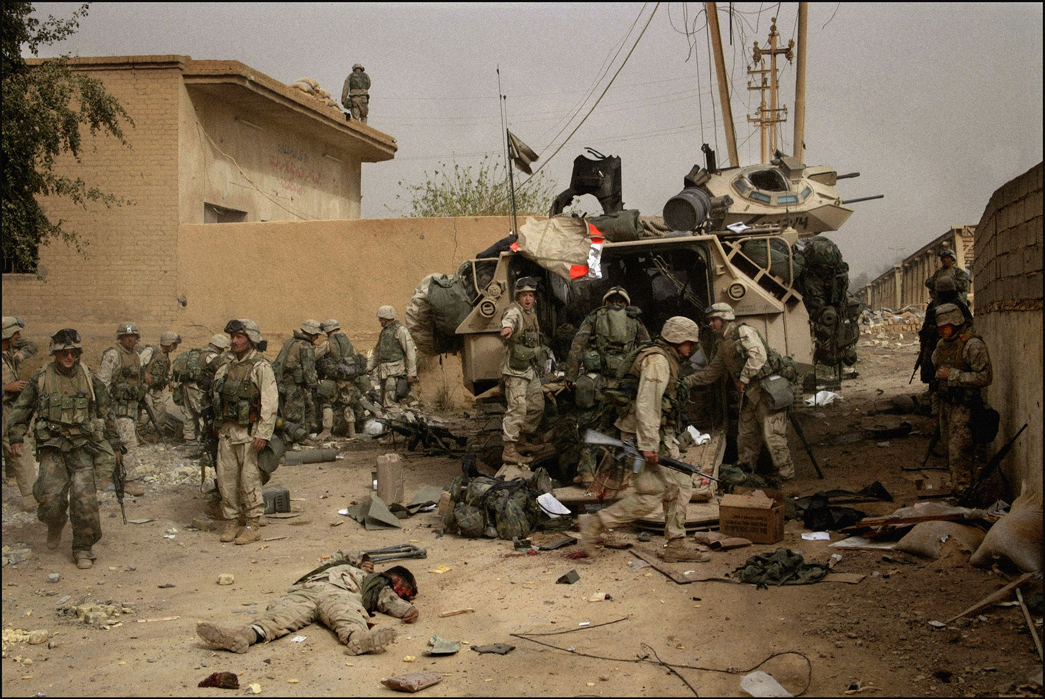 the american invasion of iraq This describes whether or not the american invasion on iraq was legal or illegal under international law.