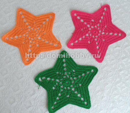Estrella de Navidad de punto. | Gaby2723 | CROCHET | Pinterest ...