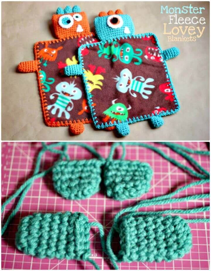 35 Free Crochet Lovey Patterns For Your Cute Baby Free Crochet