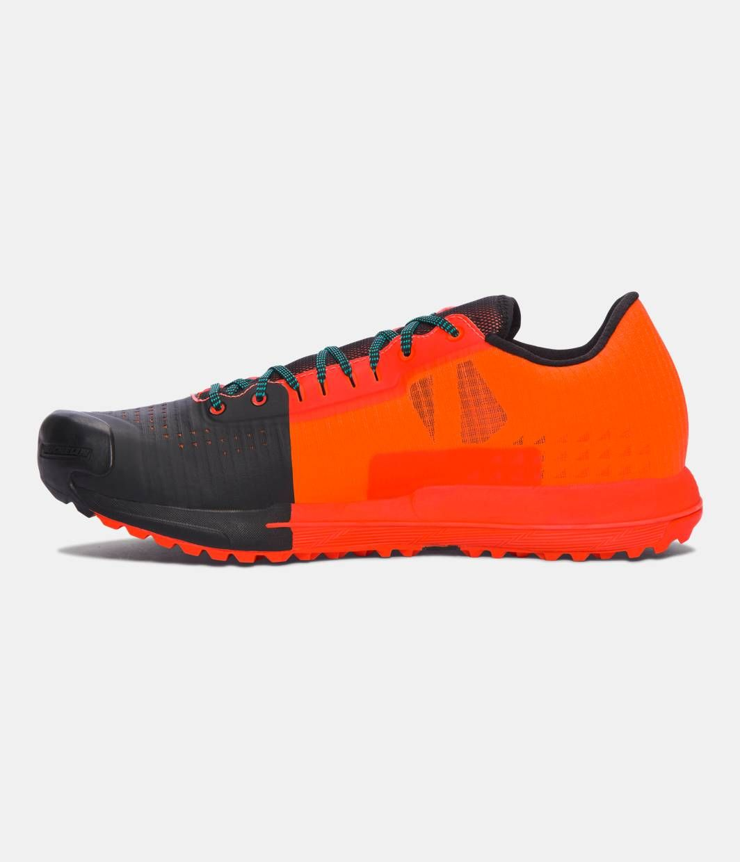 the latest 8ae14 38c0e Men s UA Horizon KTV Trail Running Shoes, PHOENIX FIRE, zoomed image